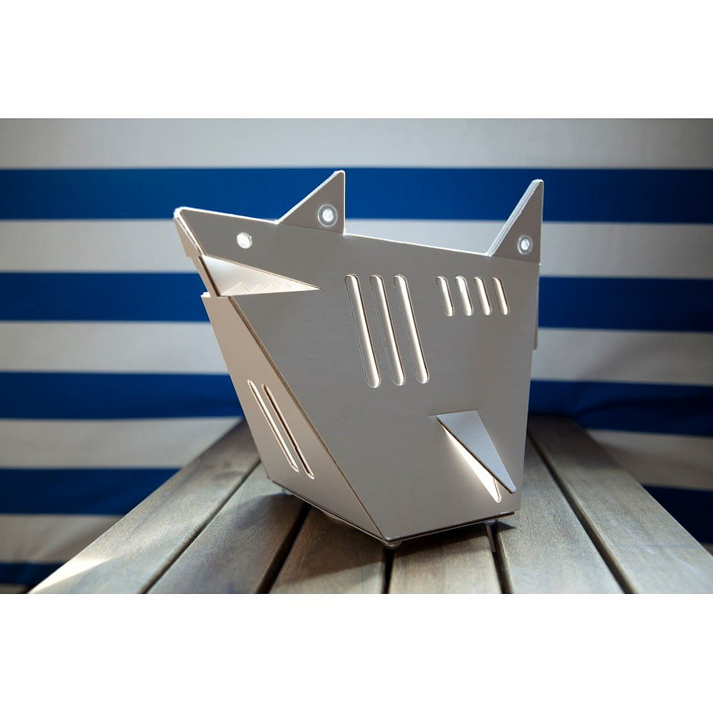 Velká stolní lampička Cartunia Design Otto the Shark