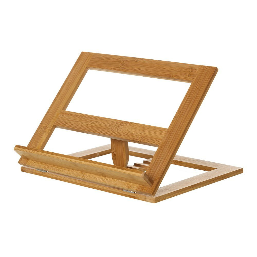 Bambusový stojánek na knihu Unimasa