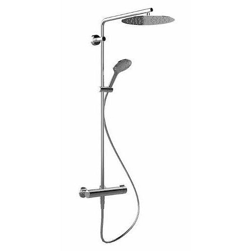 Sprchový systém Laufen Curveplus 150 mm chrom H3336270045361