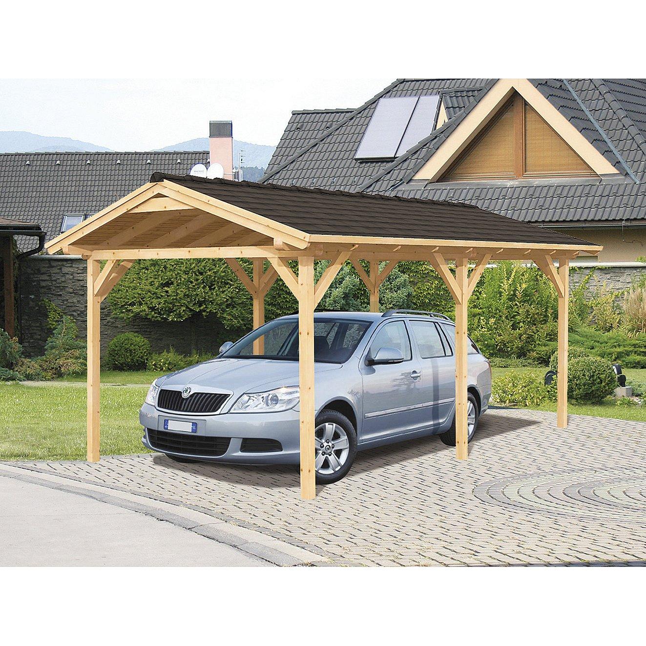 Garážové stání Carport Drive 320x510 28mm