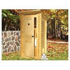 Zahradní WC 21mm