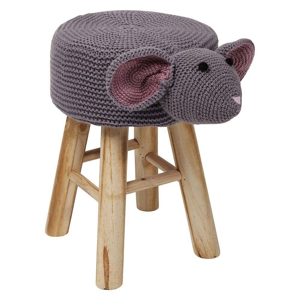 Dětská stolička Kare Design Mouse