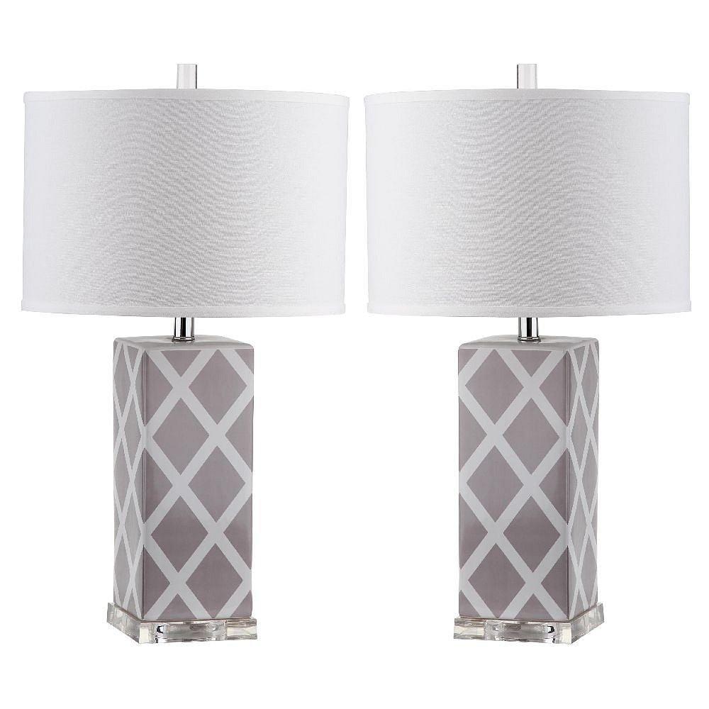 Sada 2 stolních lamp Safavieh Beaumont