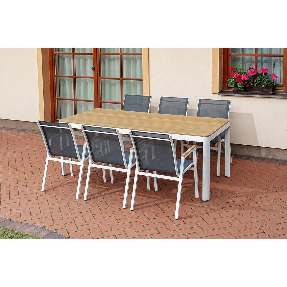 Zahradní jídelní stůl Timpana Siena