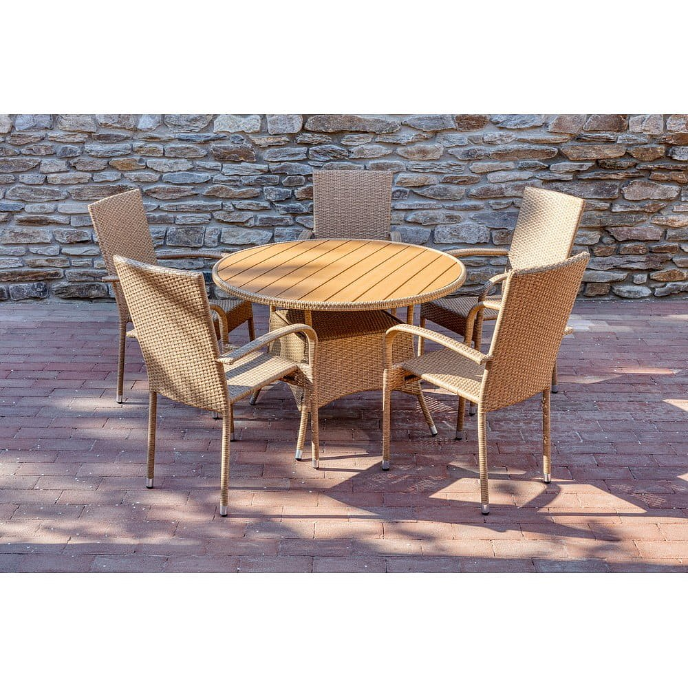 Zahradní stůl Timpana Neapol