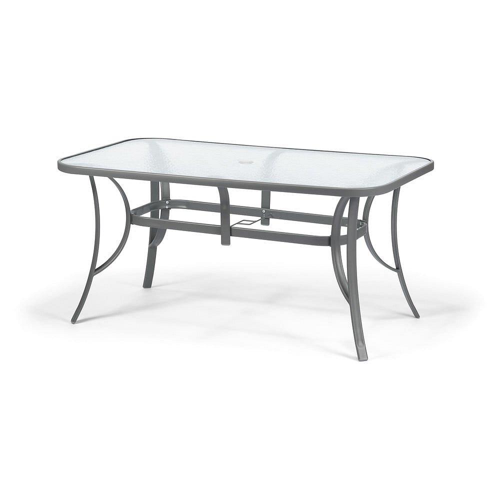 Zahradní ocelový stůl Timpana