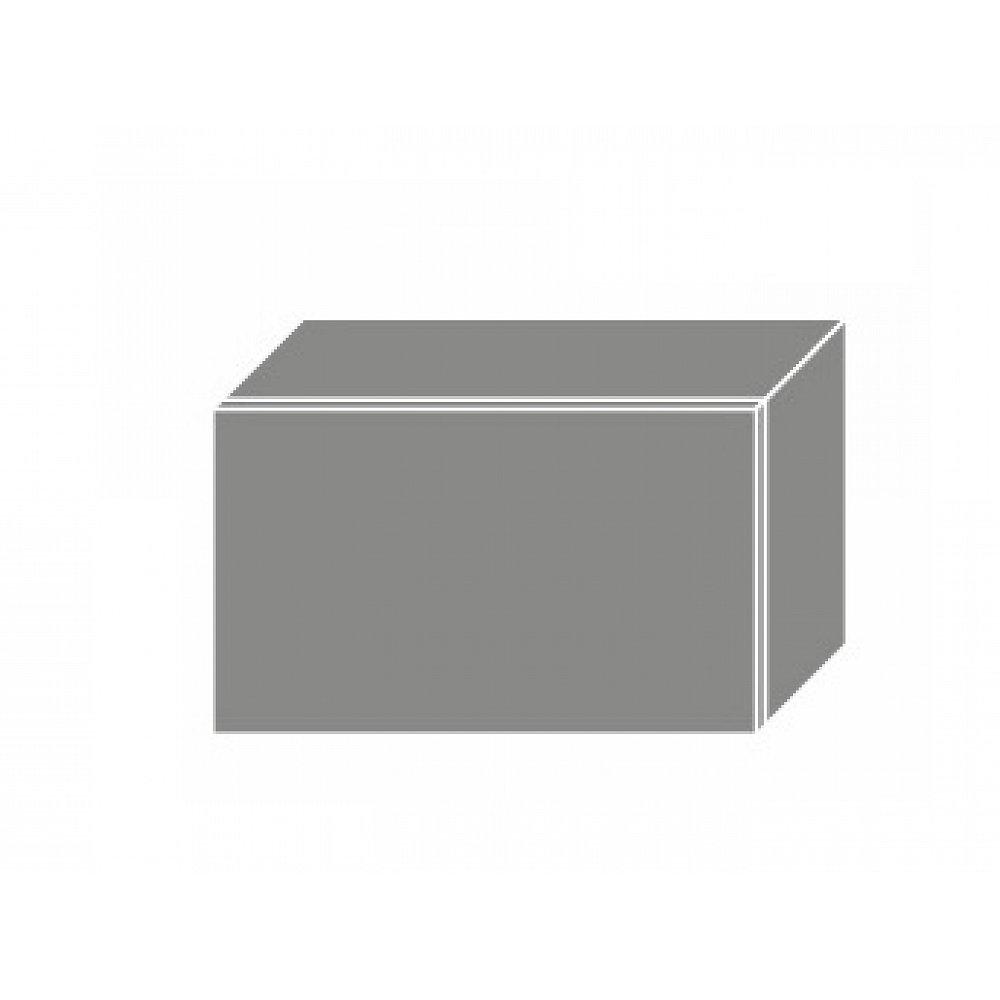 QUANTUM, skříňka horní W4b 60, white mat/grey