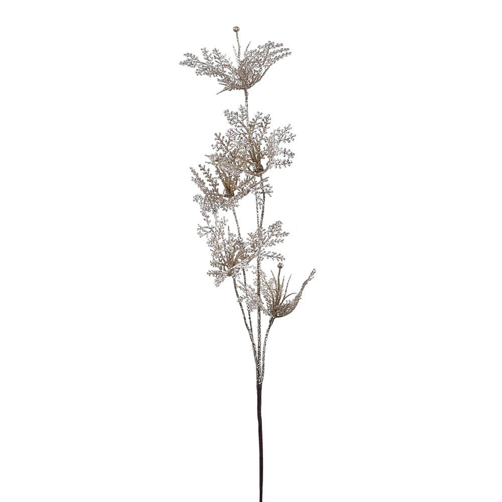 Zdobená větev Ego Dekor,výška65cm