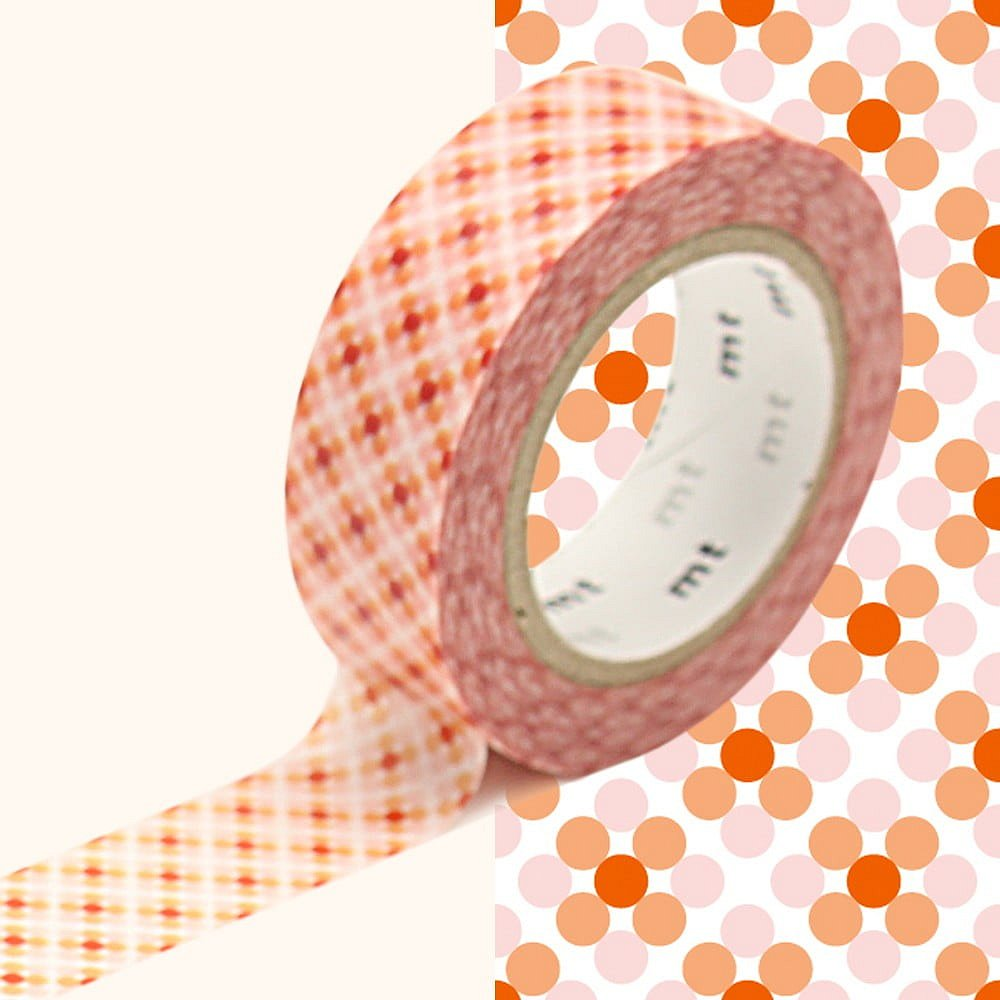 Washi páska MT Masking Tape Stephanie, návin 10 m