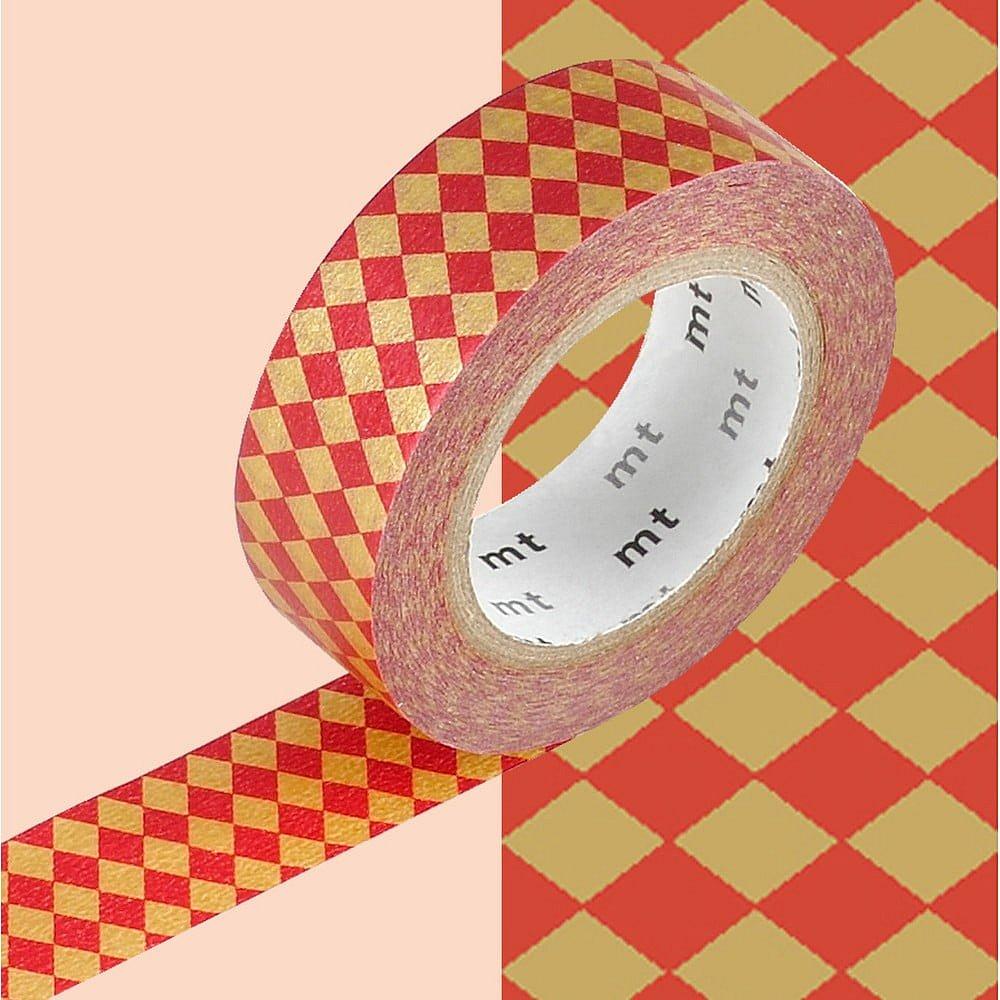 Washi páska MT Masking Tape Berdine, návin10m