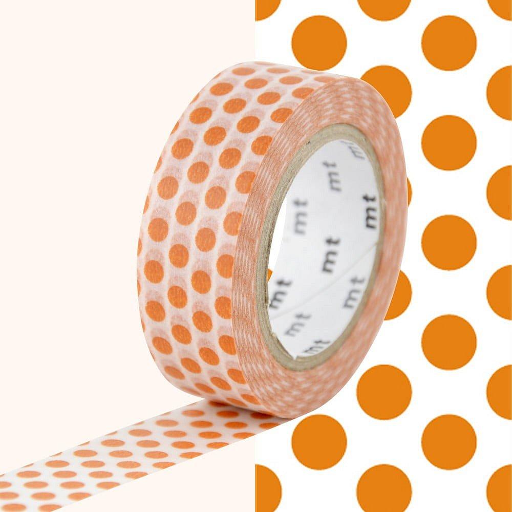 Washi páska MT Masking Tape Caroline, návin10m