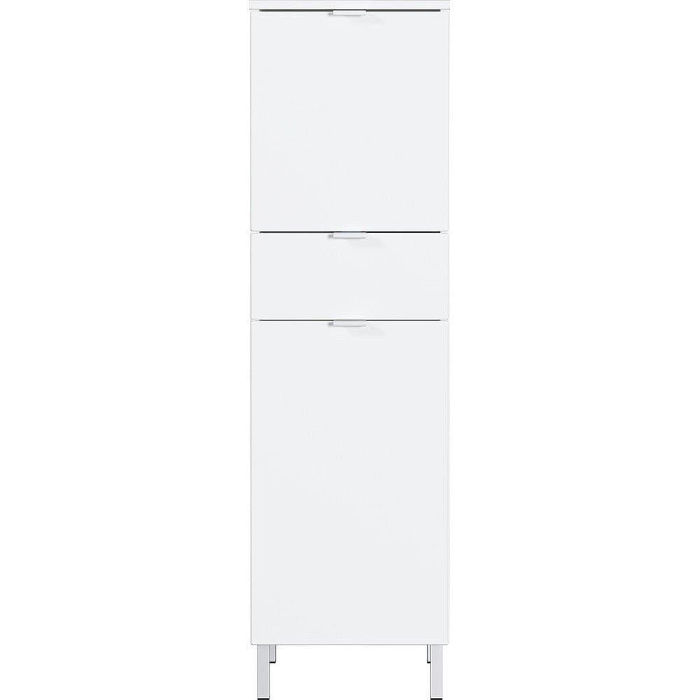 Bílá skřínka Germania Mauresa,výška 120cm