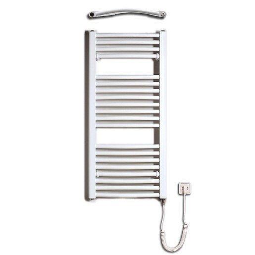 Radiátor elektrický Thermal Trend KDOE 96x45 cm bílá KDOE450960