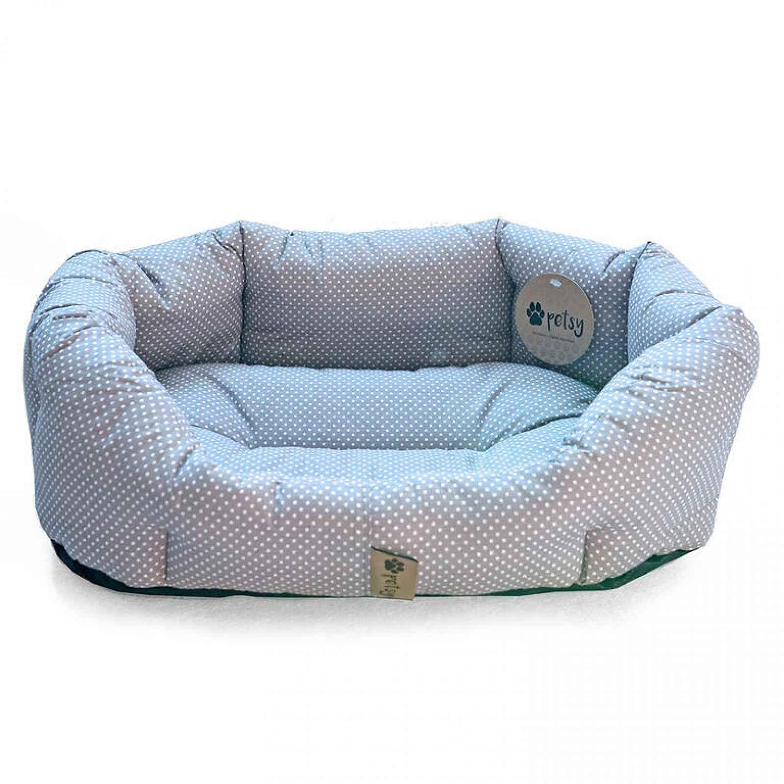 Pelíšek pro psa PUŇŤA vel. M - 65 x 50 cm