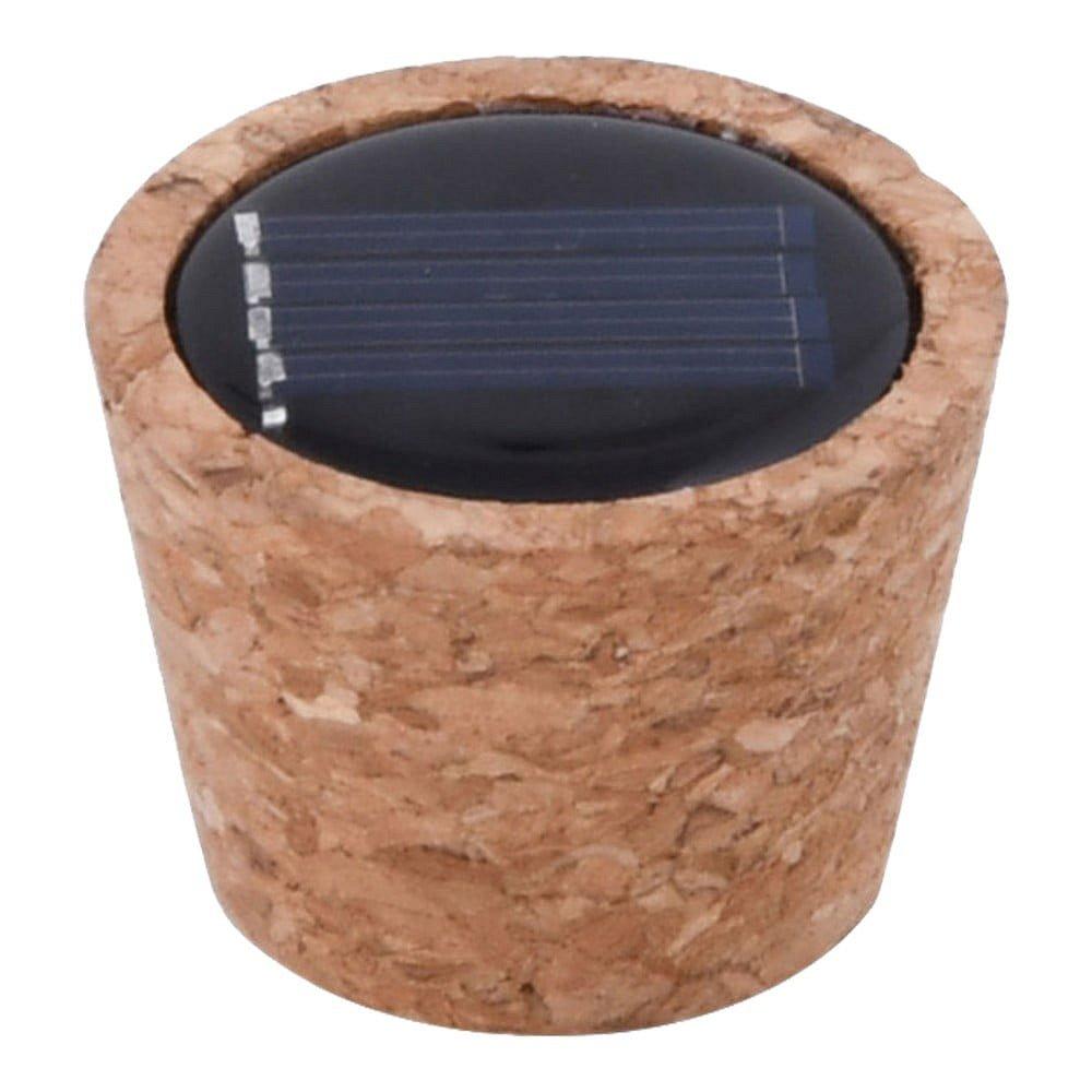 Korkové solární světlo LED Esschert Design