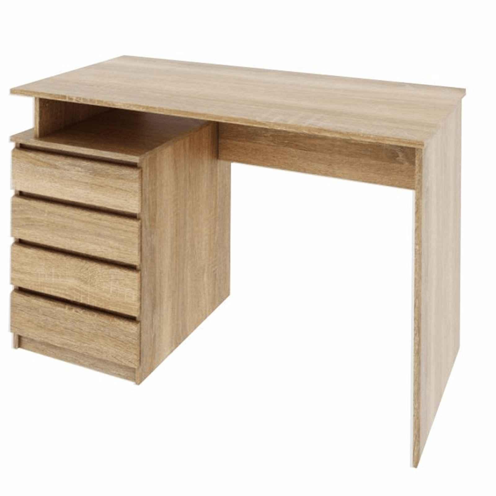 Počítačový stůl HANY NEW Tempo Kondela Dub sonoma