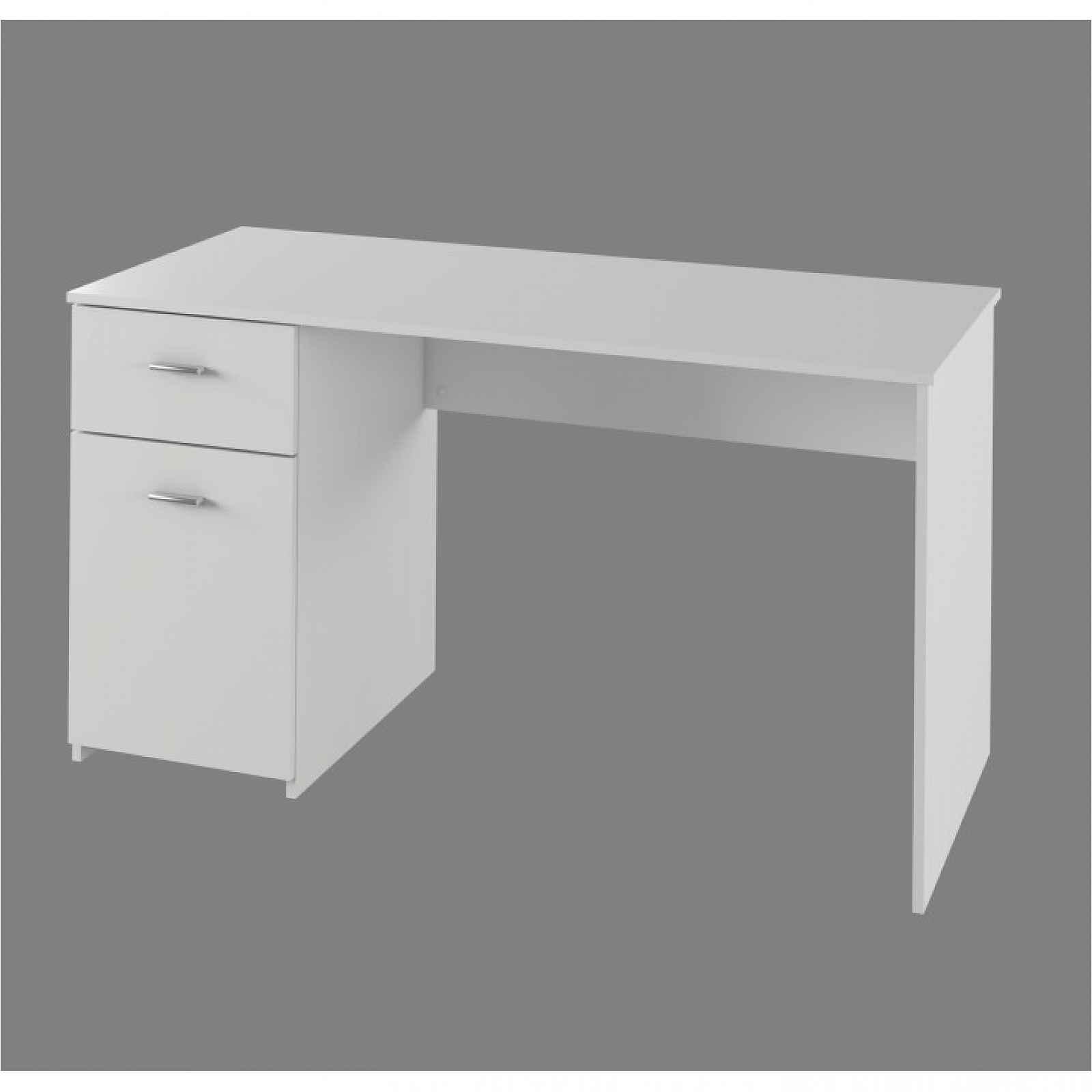 Počítačový stůl BANY Tempo Kondela Bílá