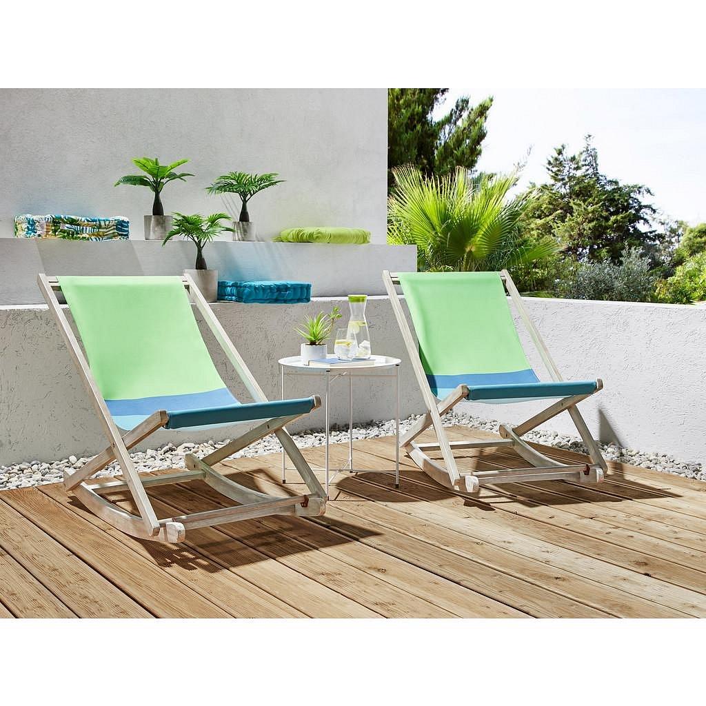Zahradní Relaxační Židle Bali