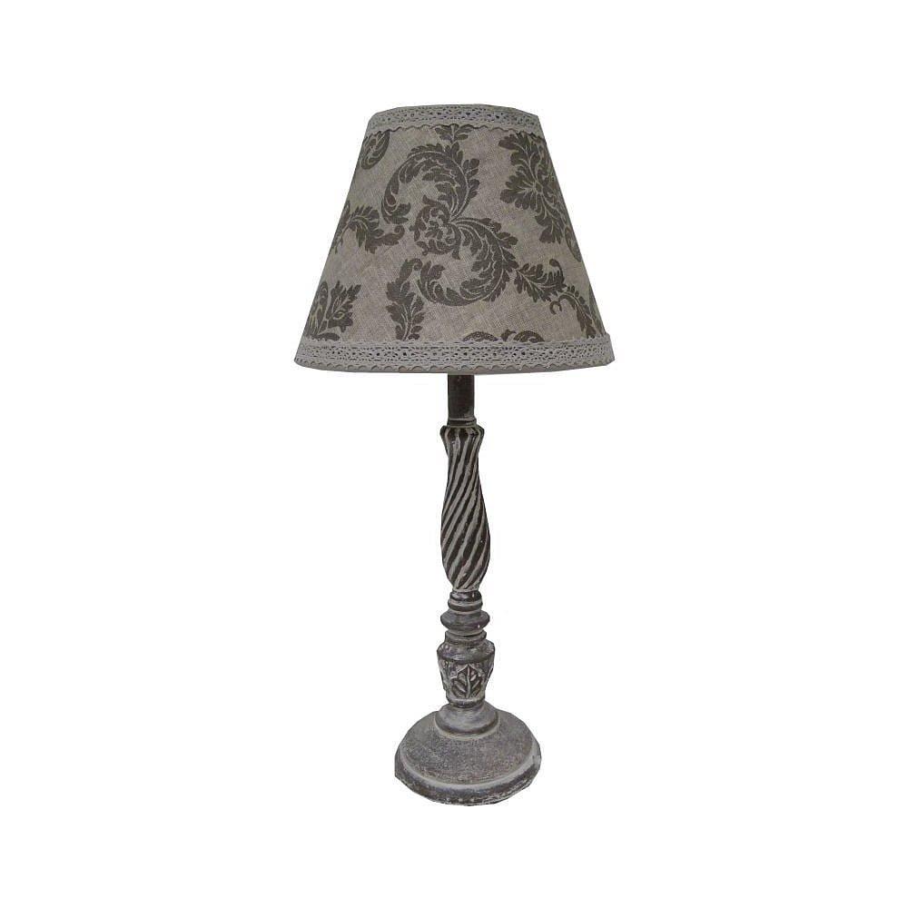 Stolní lampa Antic Line Vintage Grey