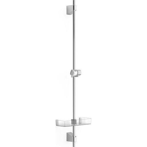 Sprchová tyč Hansa BASICJET s mýdlenkou chrom 44700300
