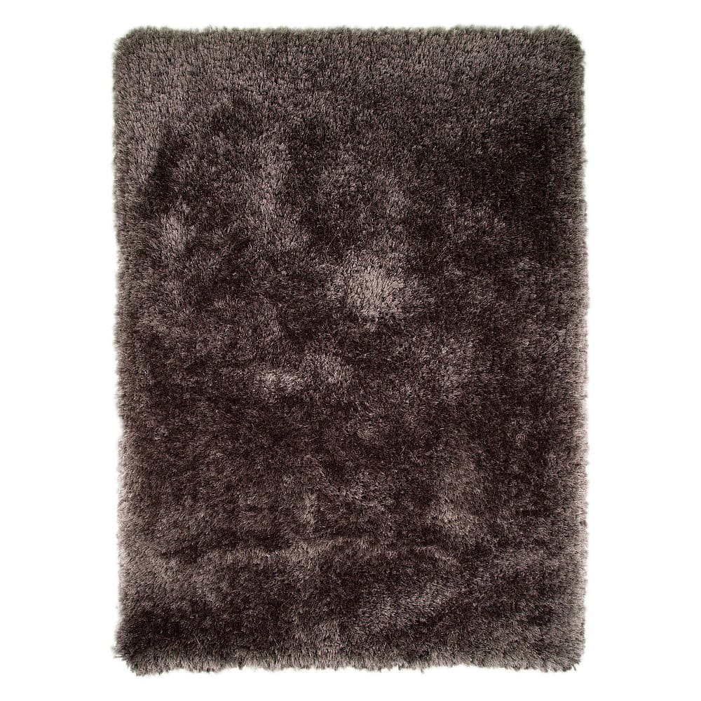 Tmavě šedý koberec Flair Rugs Pearl, 120 x 170 cm