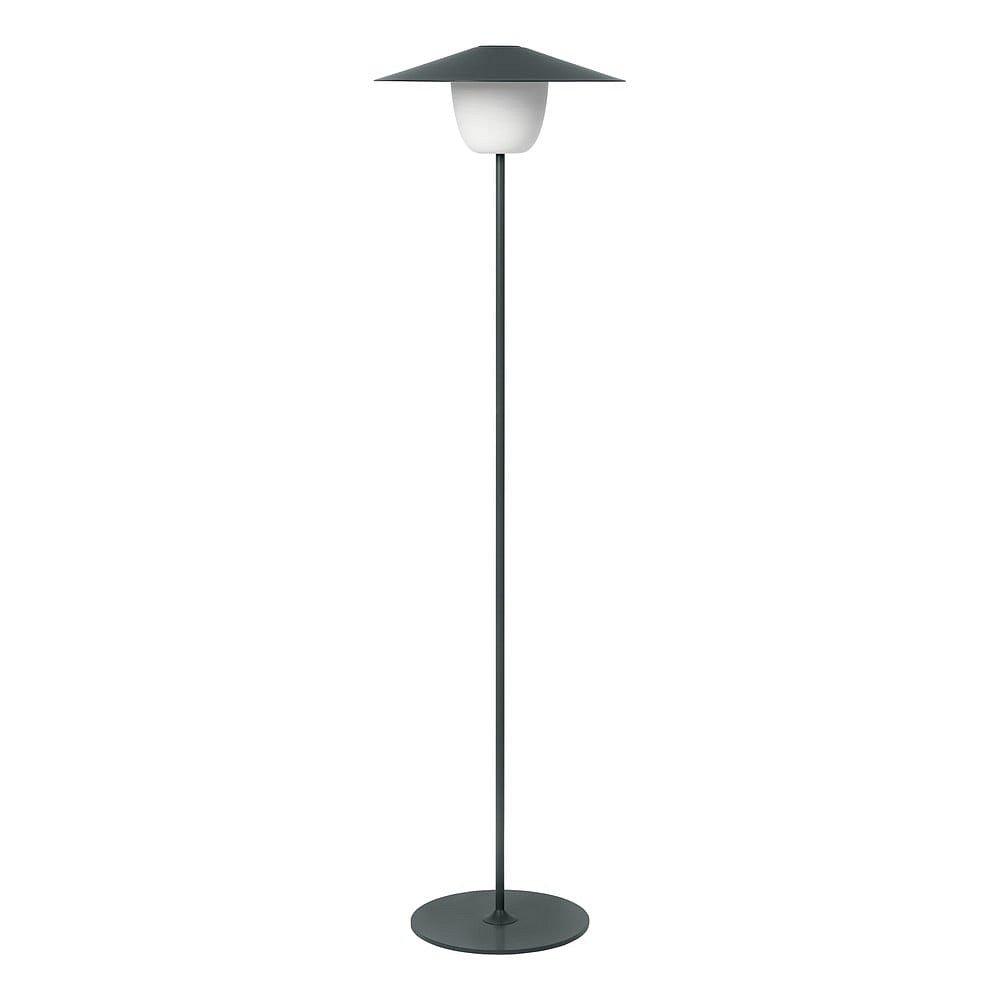 Černá vysoká led lampa Blomus Ani Lamp