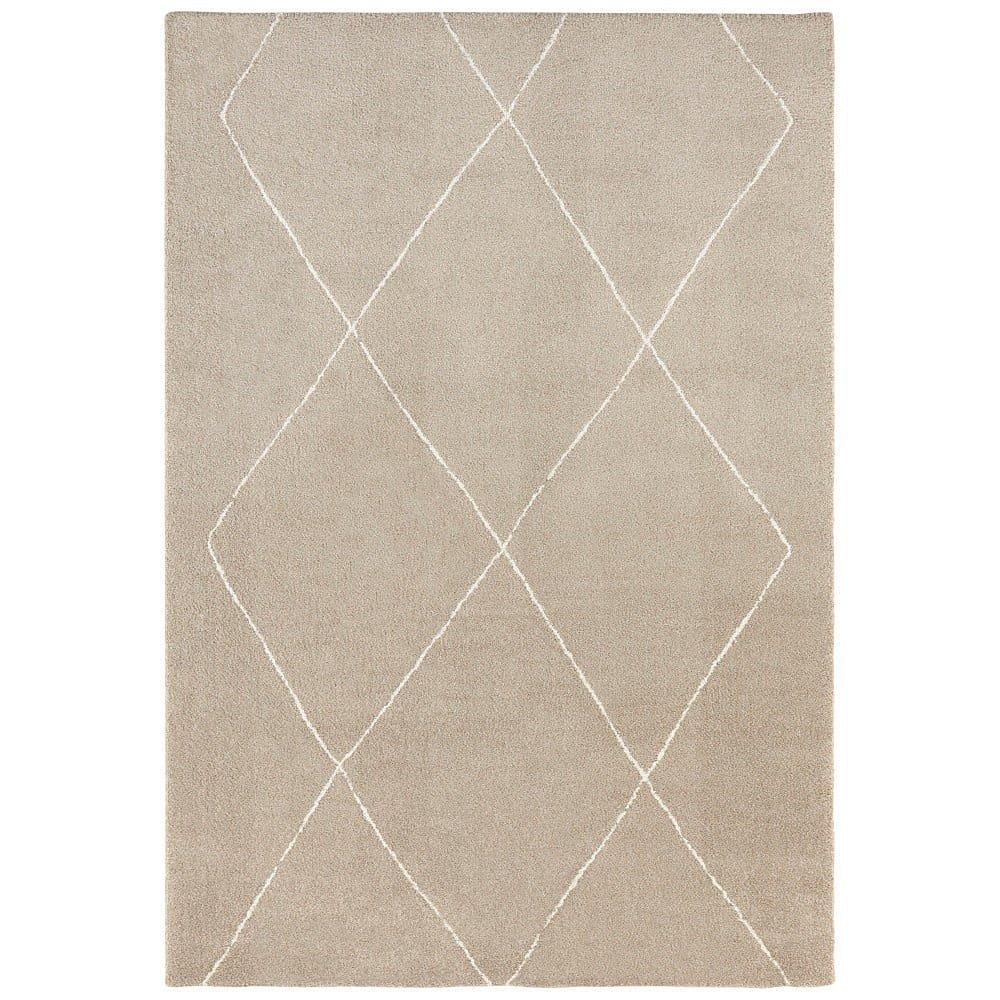Béžovo-krémový koberec Elle Decor Glow Massy, 200 x 290 cm