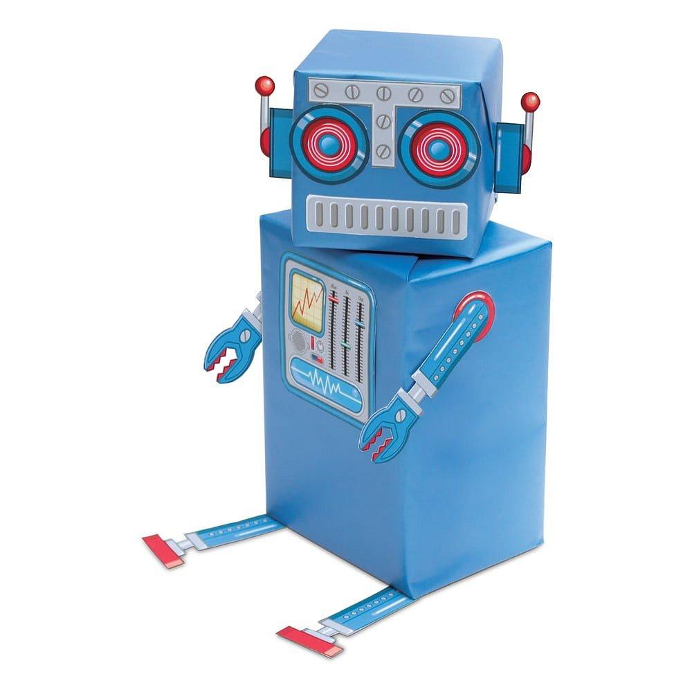 Balicí papír Luckies of London Robot