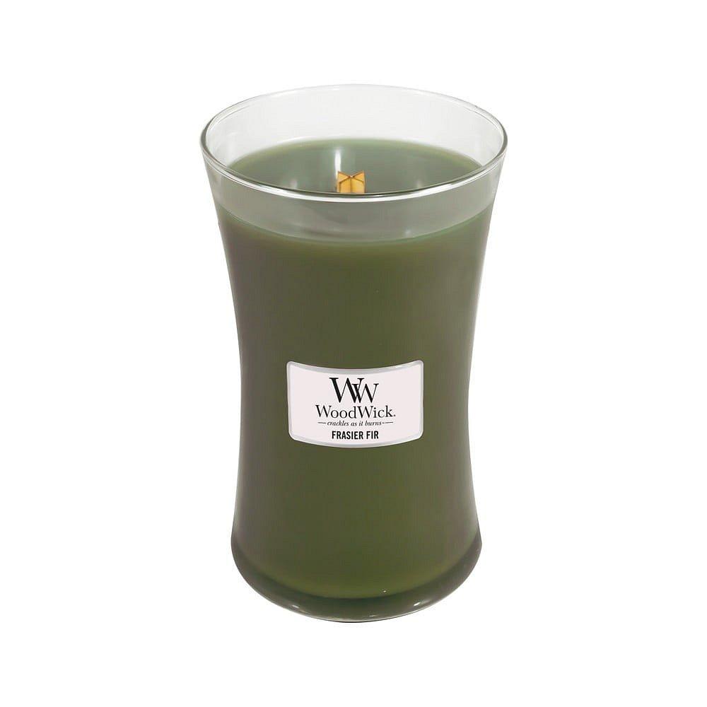 Vonná svíčka WoodWick Jedle, 110hodin hoření
