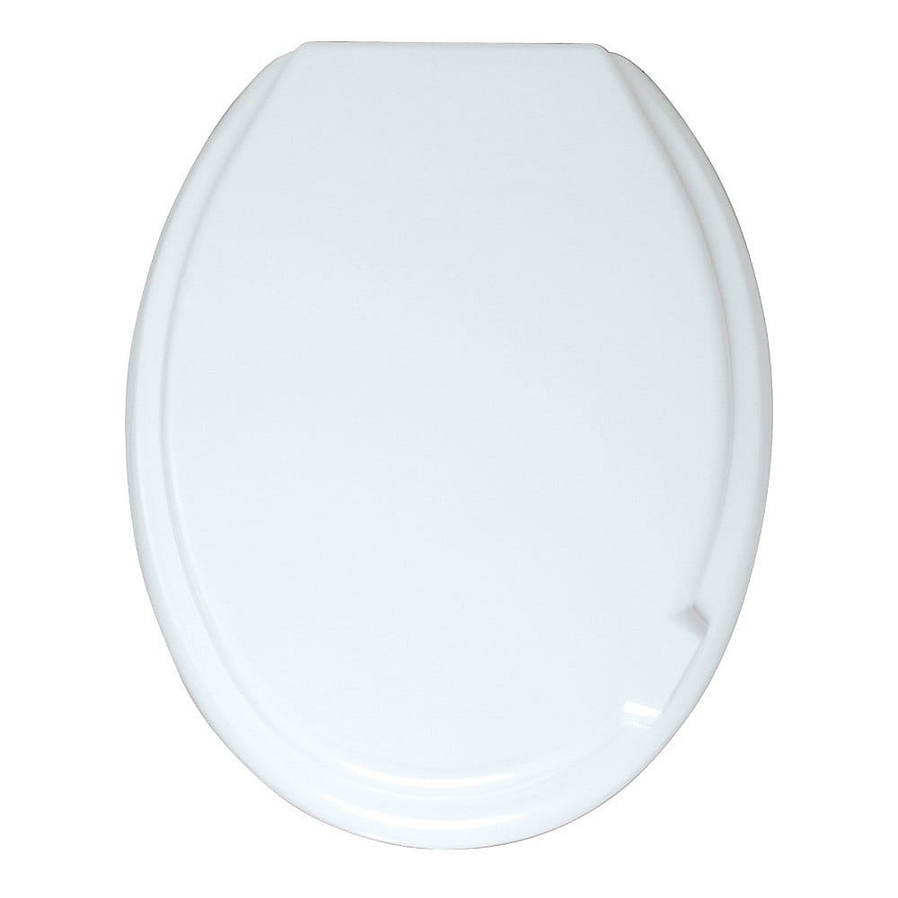 Bílé WC sedátko Wenko Mop