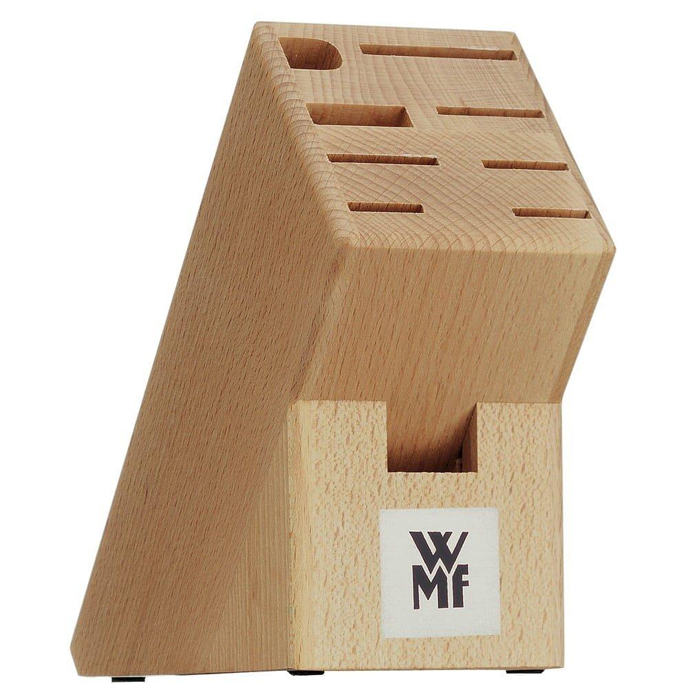 Blok na nože z bukového dřeva WMF