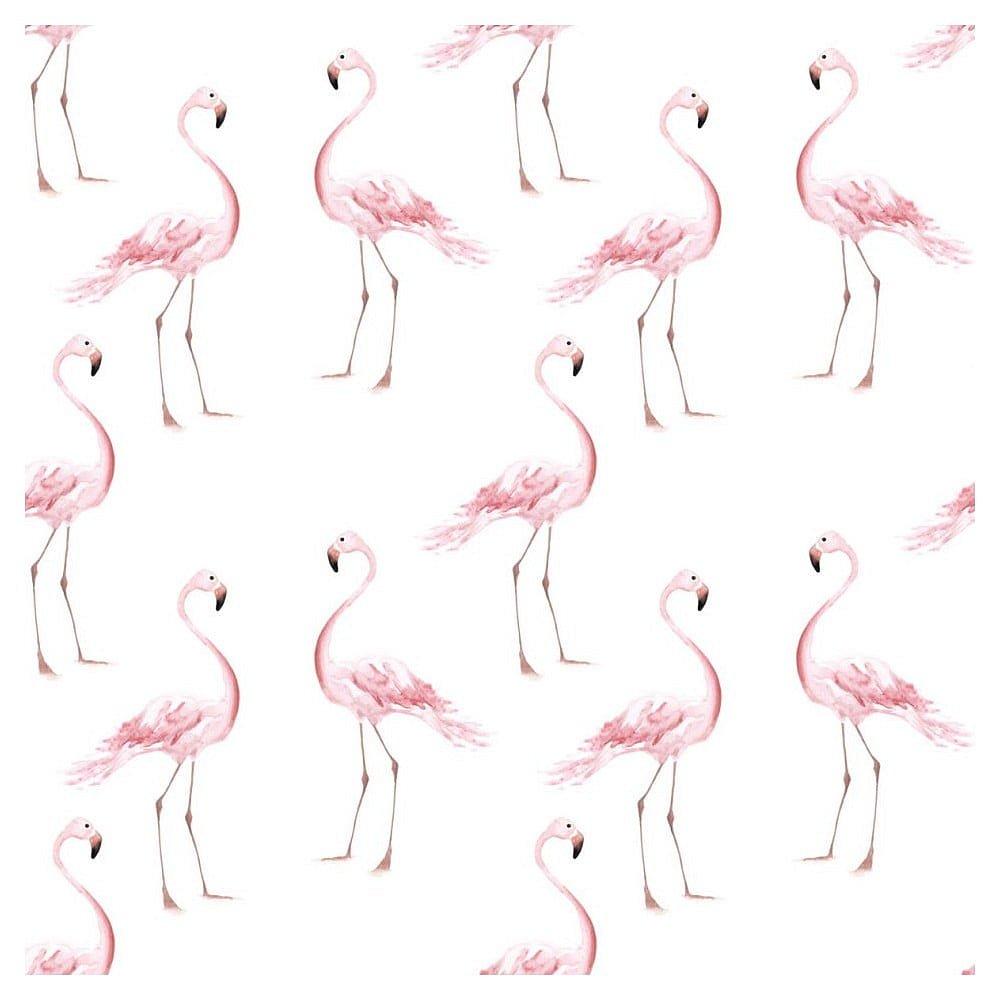 Tapeta na zeď Dekornik Flamingos, 50x280cm