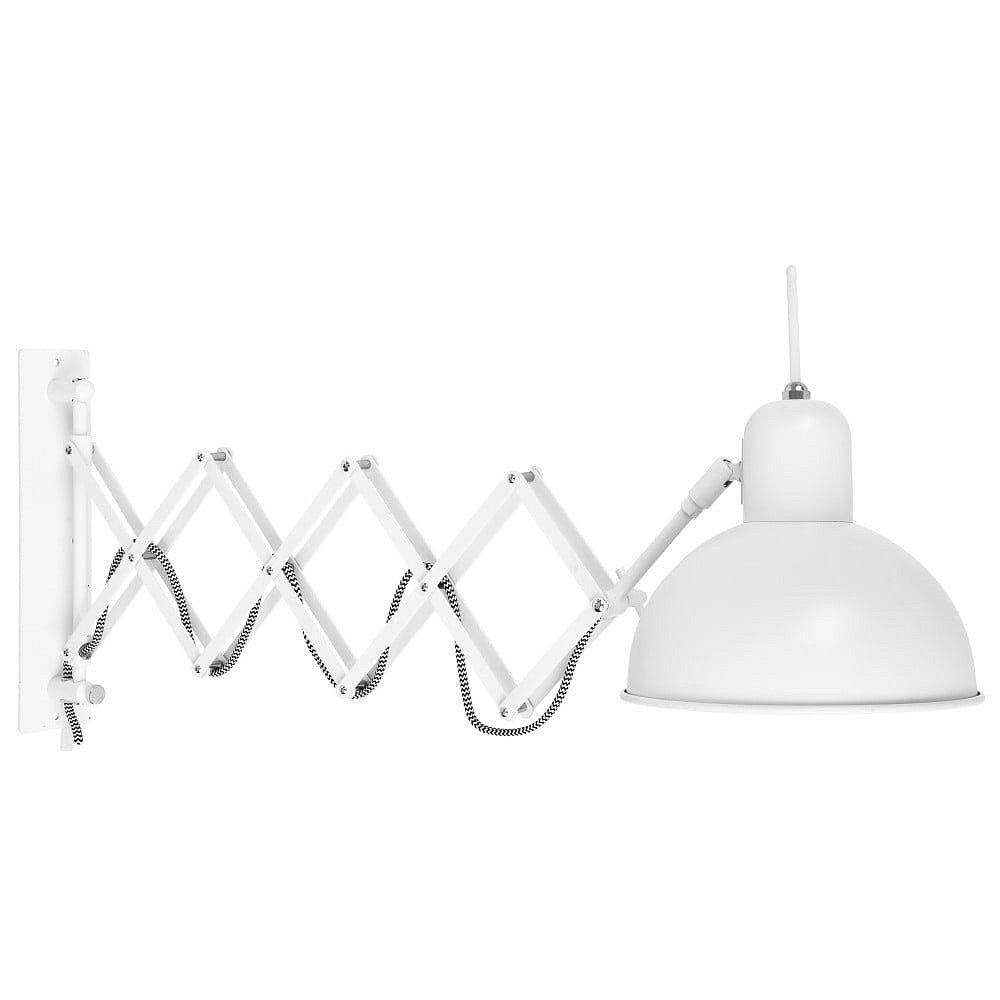 Bílá nástěnná lampa Citylights Aberdeen
