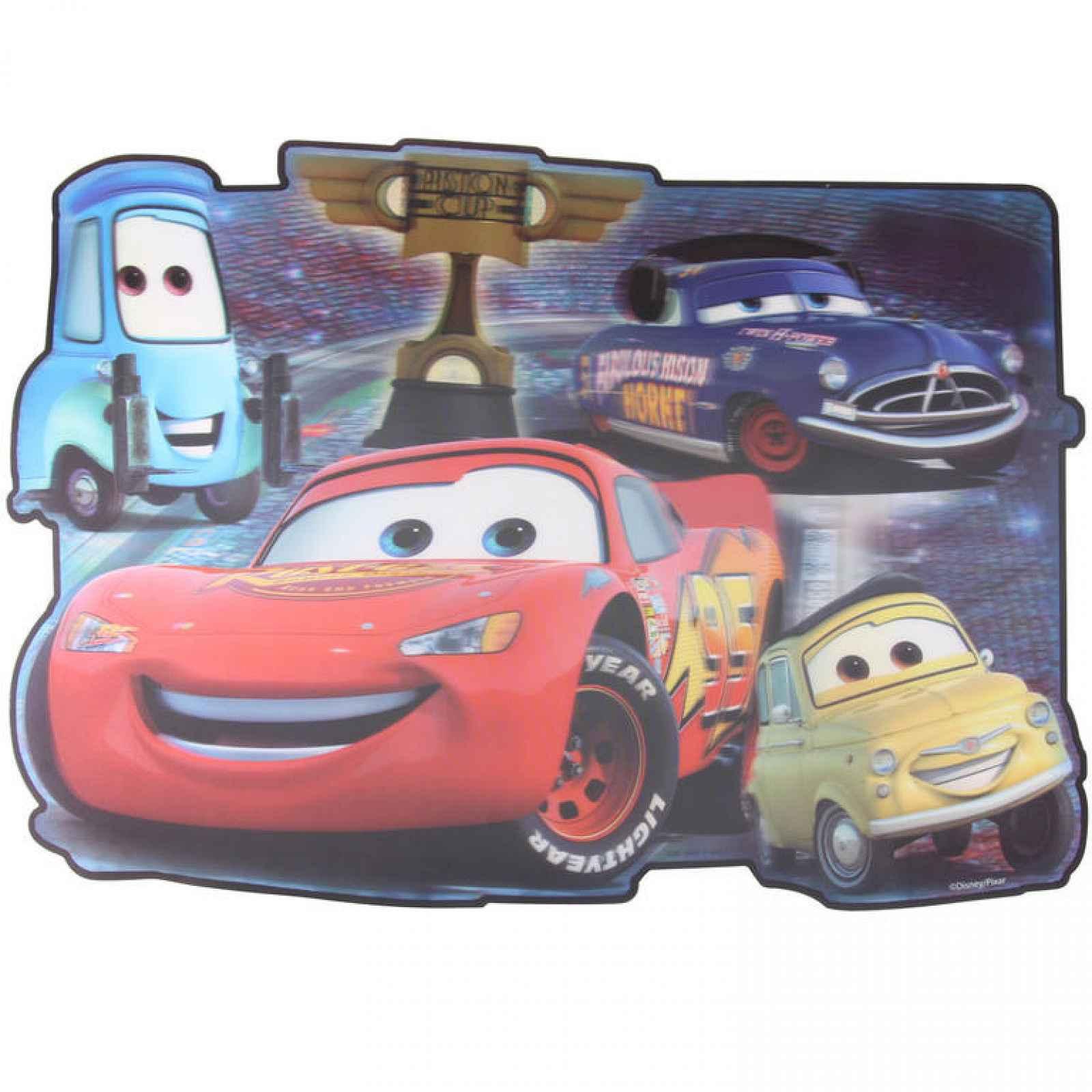 Banquet Dětské tvarované prostírání Cars 43x29