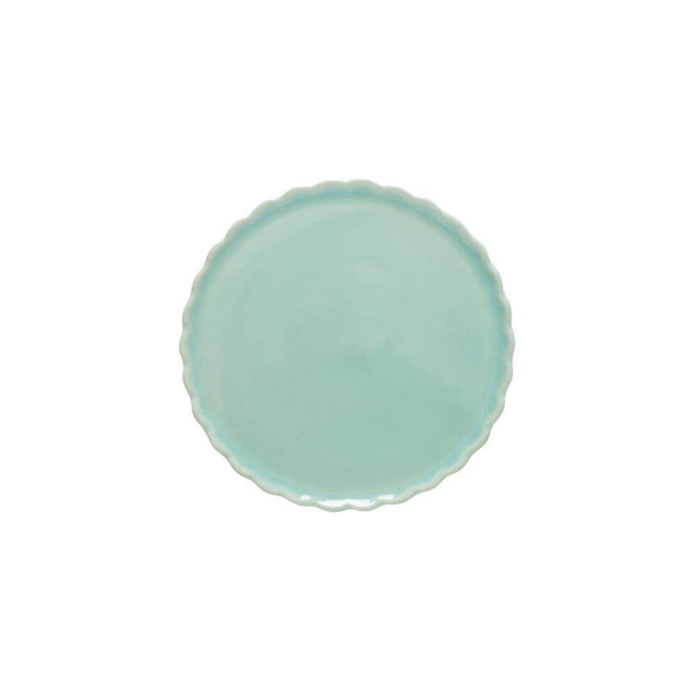 Světle zelený kameninový dezertní talíř Casafina Forma, ⌀16cm