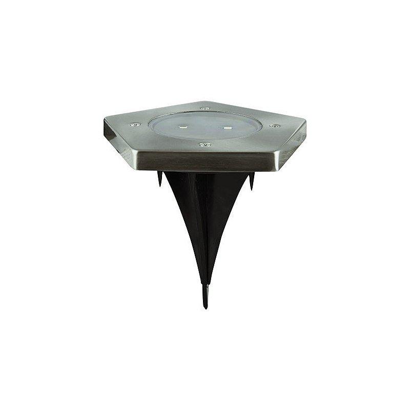 Solární svítidlo LED Damija Garet V, 5700K, 0,5W, IP65
