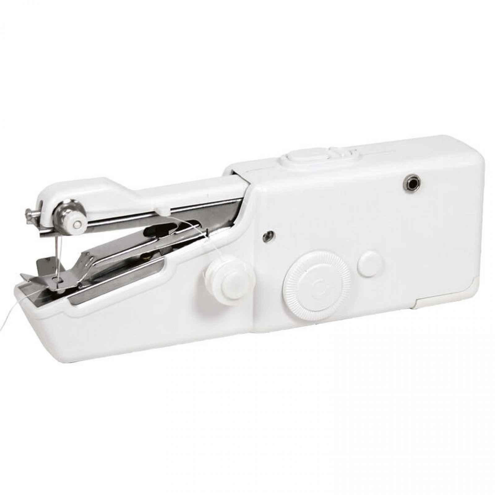 Ruční šicí strojek s bateriovým pohonem