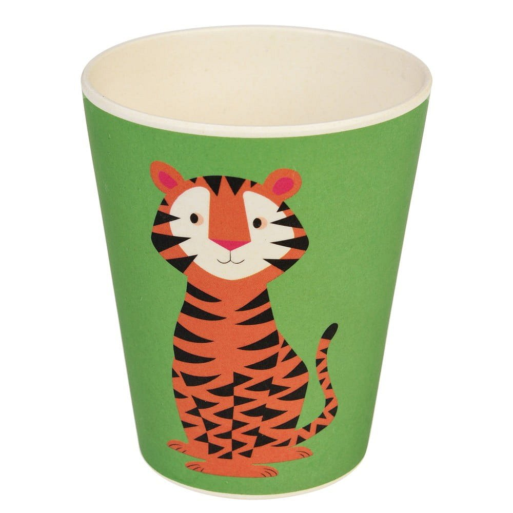 Bambusový kelímek Rex London Teddy the Tiger