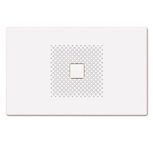 Sprchová vanička obdélníková Kaldewei Conoflat 861-2 160x100 cm smaltovaná ocel alpská bílá 467735000001