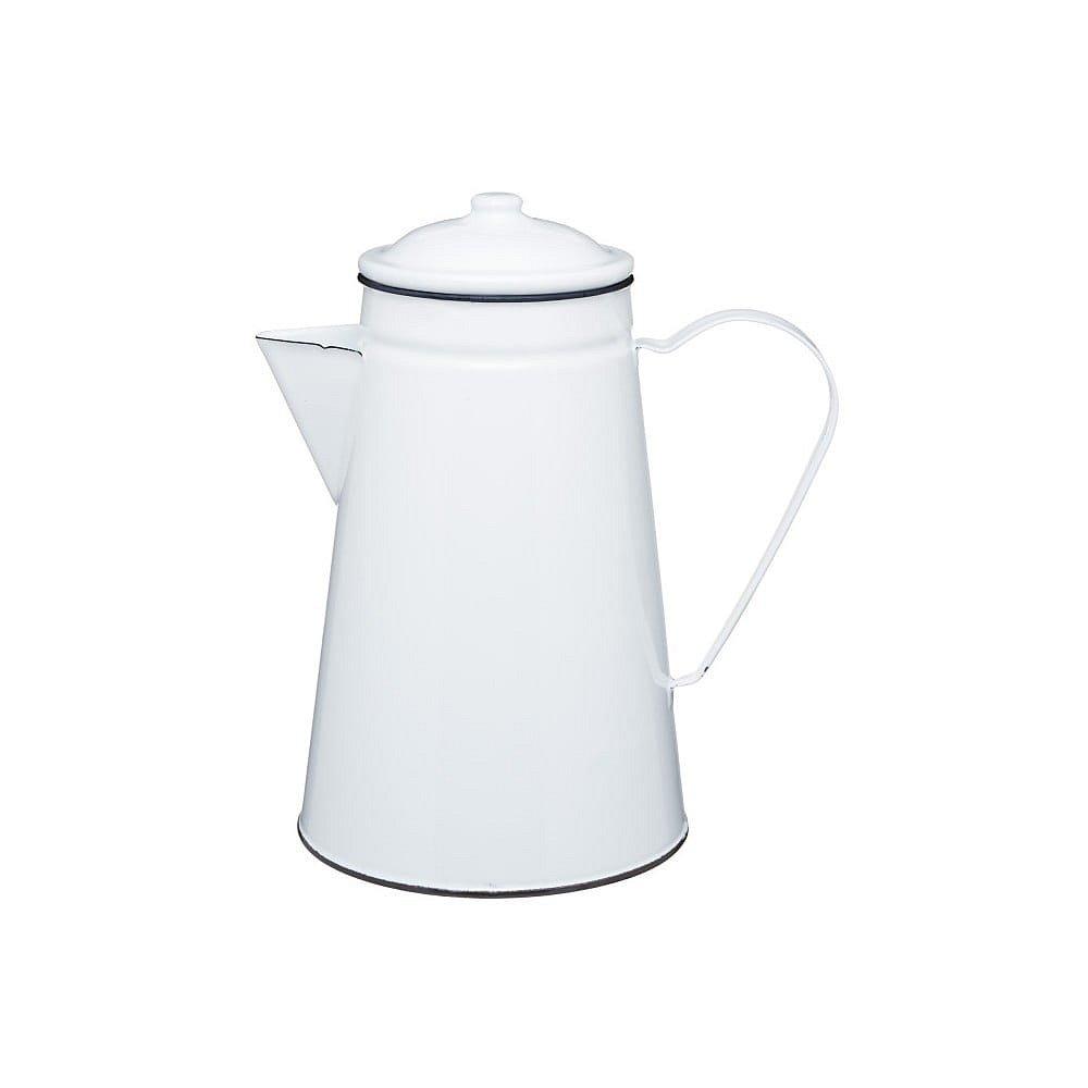 Smaltovaná konvice na kávu Kitchen Craft Living Nostalgia, 2l