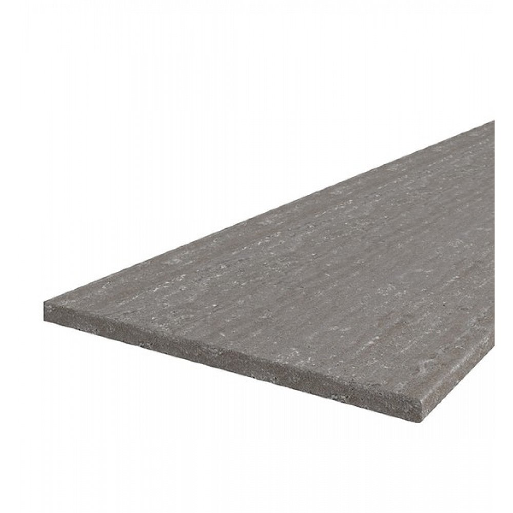 Kuchyňská pracovní deska APL 260 cm, tmavě šedý travertin