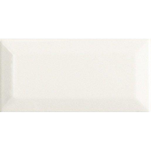 Obklad Tonalite Diamante bianco diamant 7,5x15 cm lesk DIA77560