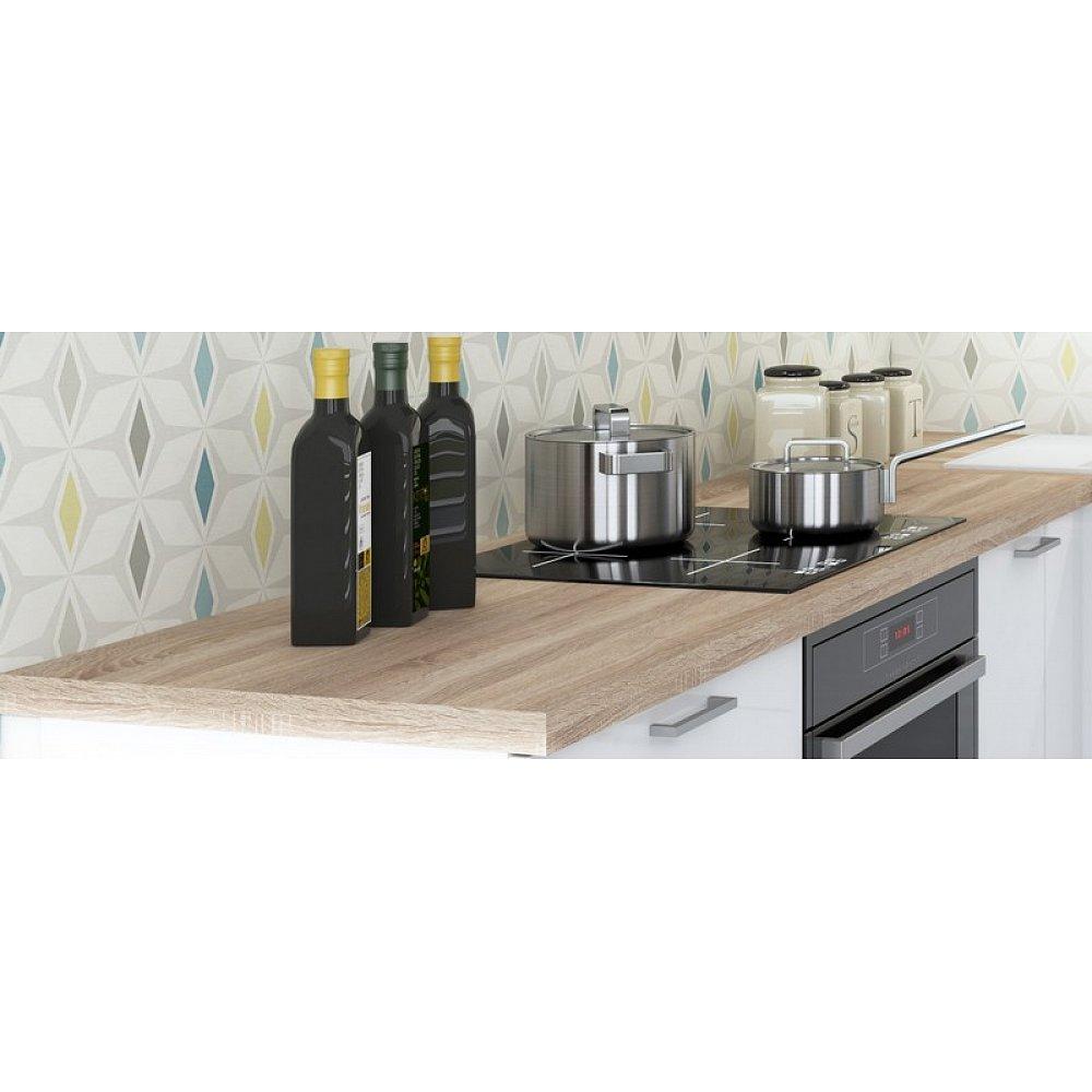 Kuchyňská pracovní deska ONE 285 cm, dub sonoma