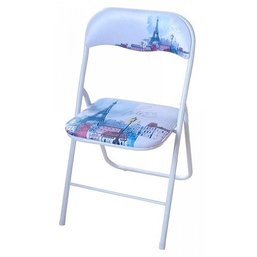 Skládací židle Jamos, motiv Paříže