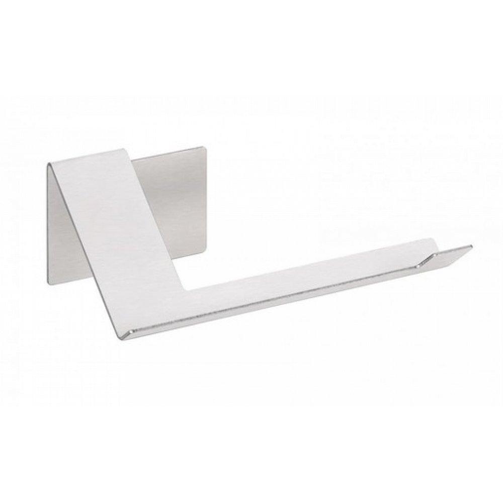 Držák toaletního papíru Bemeta Niva šířka 15,5 cm broušená nerez 101106025