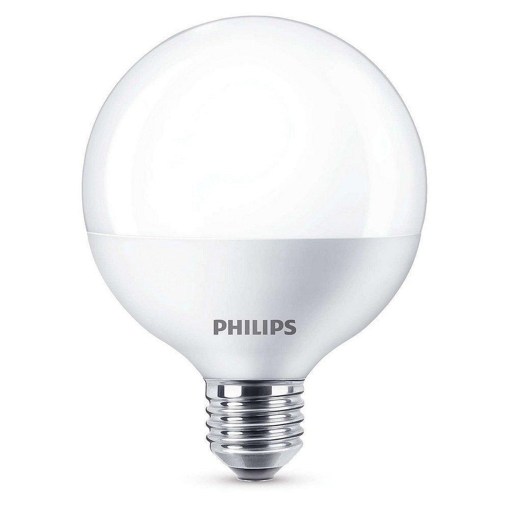 Žárovka LED Philips Globe E27 16,5W 2700K