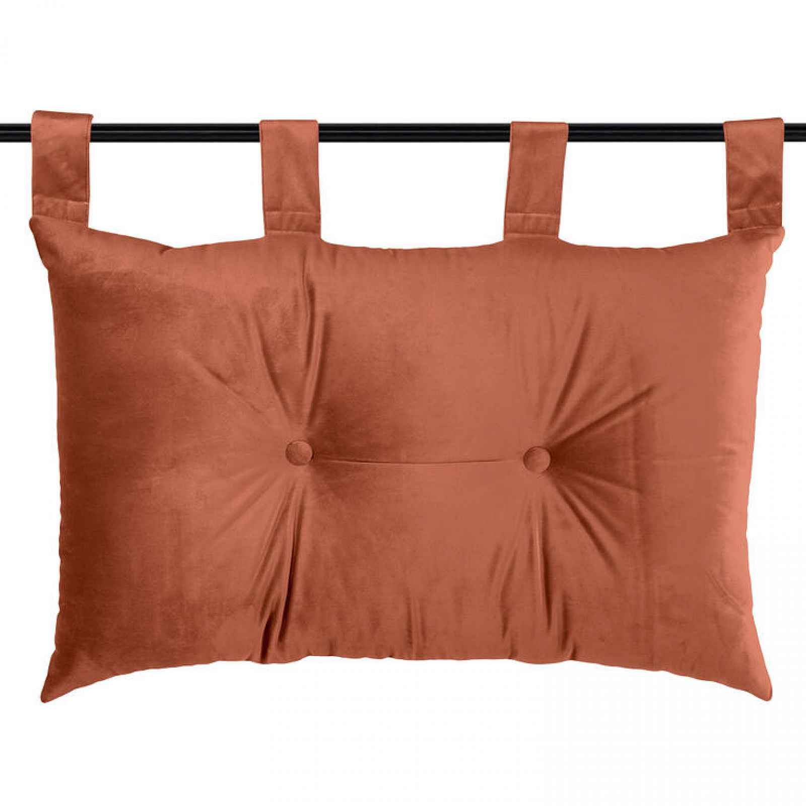 Závěsný polštář DANAÉ TERRACOTTA 70 x 45 cm