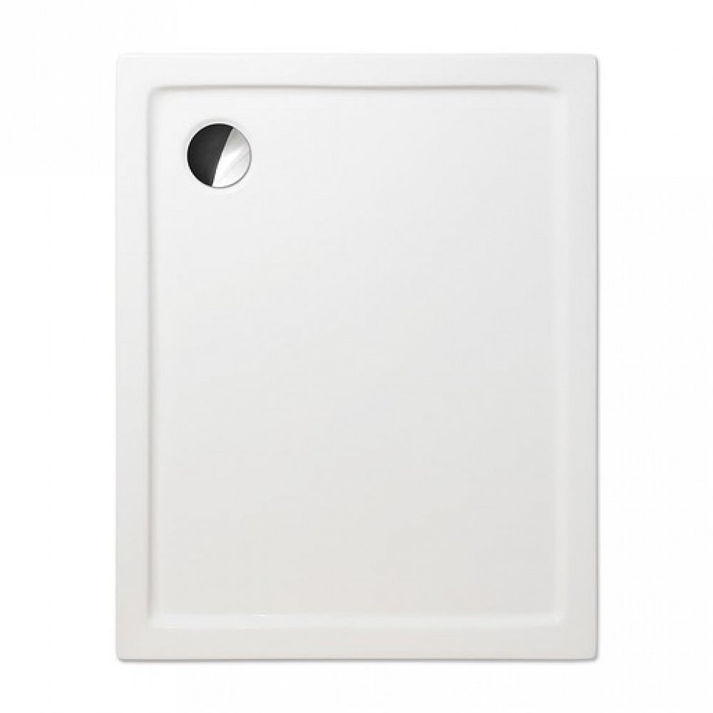 Sprchová vanička obdélníková Roth Roth Flat Kvadro 80x150 cm akrylát 8000251