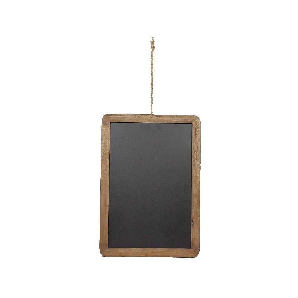Dřevěná tabule Antic Line Black