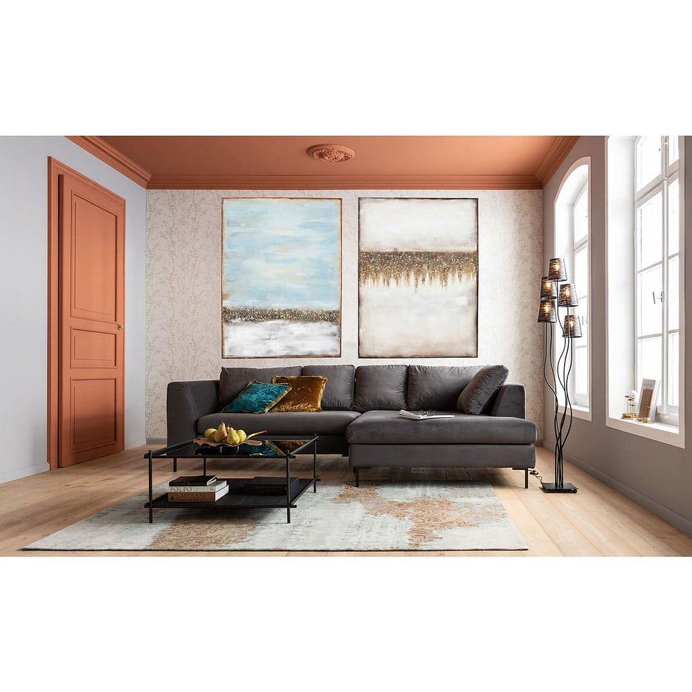 Olejomalba Kare Design Abstract Horizon, 120x90cm
